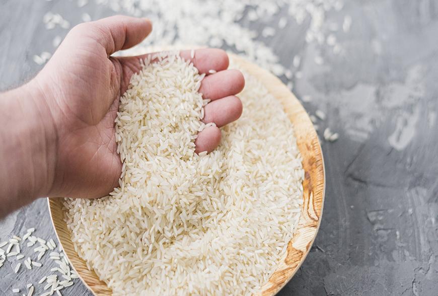 تفاوت برنج کهنه و نو